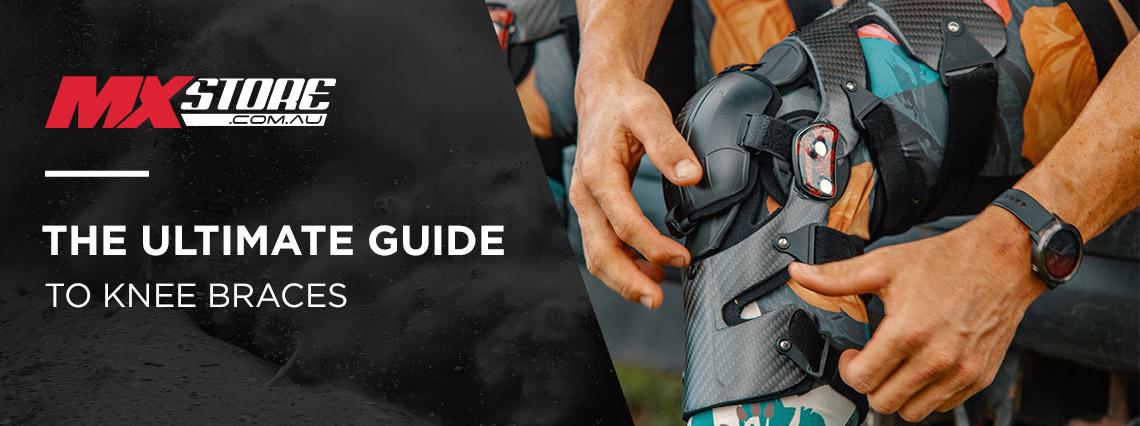 Knee Brace Buying Guide Mxstore Australia